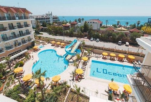 otel-Loceanica -Beach- Resort