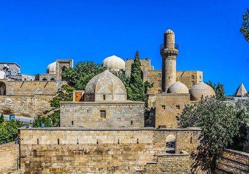 sirvanşahlar-Sarayı-baku