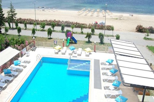 Erdek-Senam-Otel-havuz-plaj