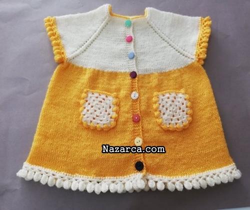 renkli-dugmeli-dikissiz-bebek-elbise-sisli