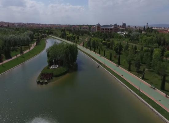 Eskişehir- Kentpark