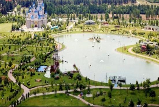 Eskisehir-Sazova- Parkı -Giriş -Ücretleri