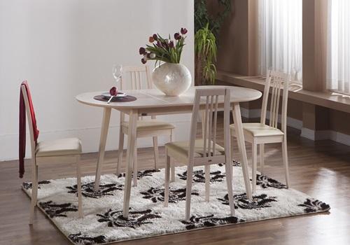 Linda- Masa- Sandalye -Takımı
