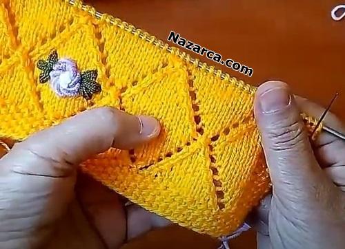 sari-sis-modelli-gullu-rokoko-battaniye
