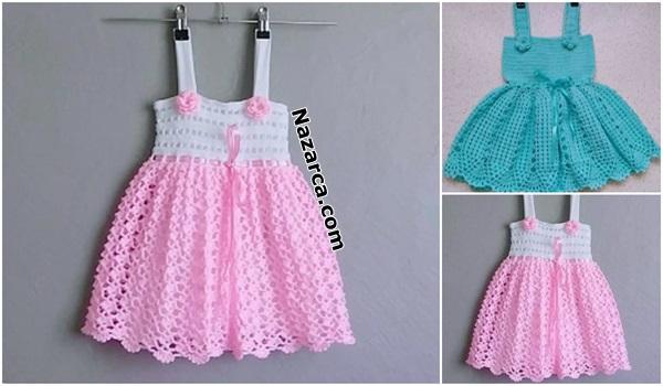 tigla-orulen-mavi-pembe-bebek-elbise-tarifleri