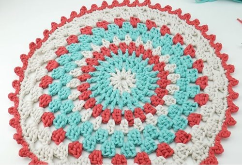 How-To- Crochet- the -Coastal -Placemat