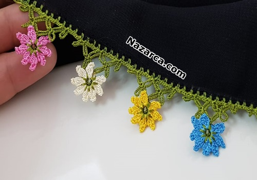 kara-yazmya-renkli-cicekli-tig-oyasi