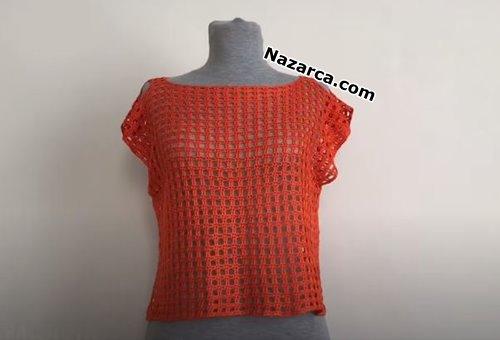tigla-pratik-turuncu-delikli-omuz-dekolteli