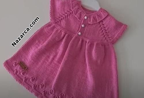 yazlik-kiz-bebek-cimcime-elbise-modeli