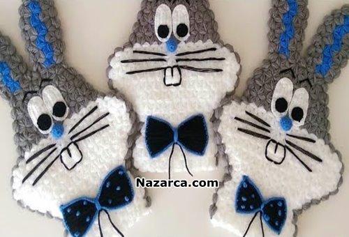 Bugs- Bunny-Tavsan- Lif- Modeli -Yapimi