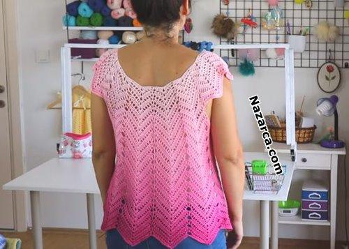 L- beden- kadın-bluz-tigla