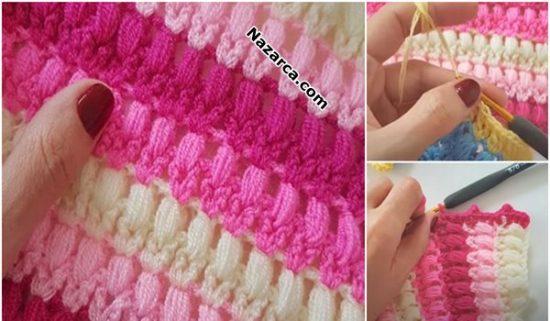 Tulip- Crochet- Pattern