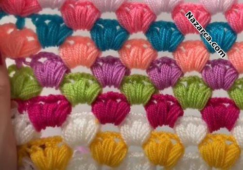 bebek-battaniyesi-ponponlu-renkli-modeller