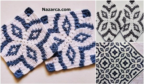Nazarca-motifli-kilim-desenden-battaniye-kirlent