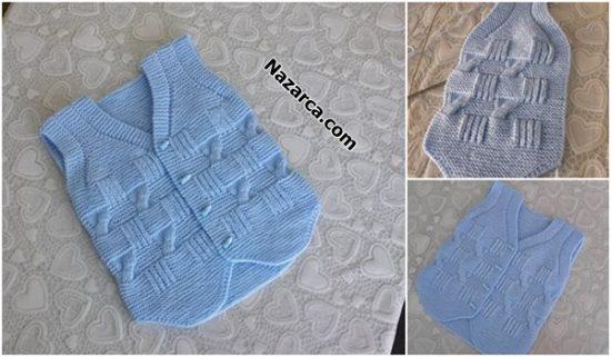 Nazarca-3-ornekli-mavi-erkek-bebek-cepken-yelek