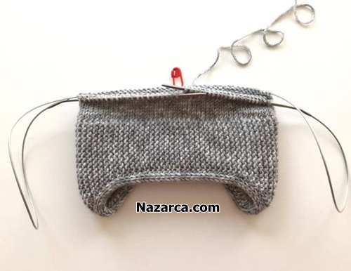 Needle- Knit-Pony-Hat