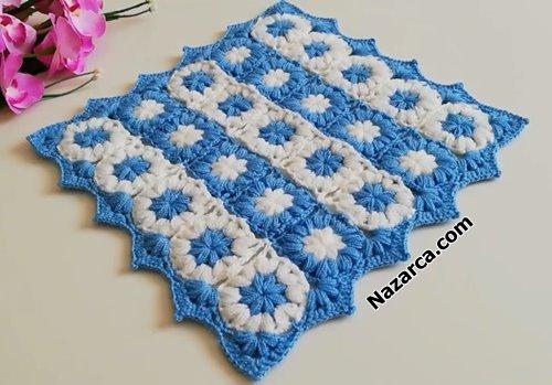 beyaz-mavi-motili-lif-ve-battaniye-modeli
