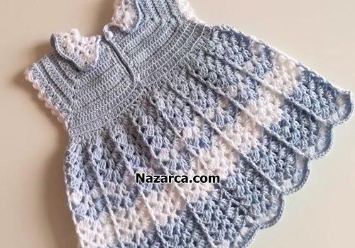 2021- Örgü- kız- bebek- elbise-arkasi