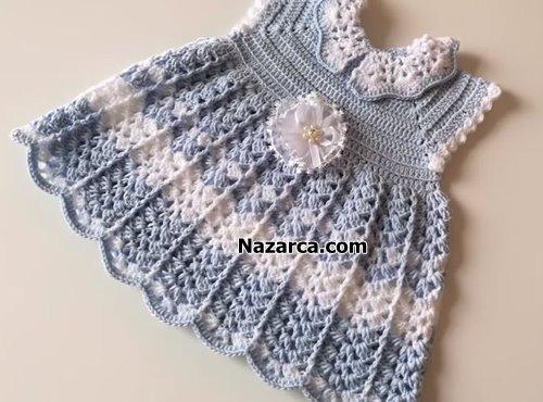 2021-Tig-İsi-orgü -kiz- bebek-elbise
