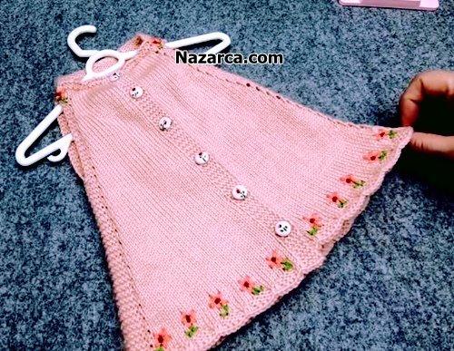 jile-evaze-nakisli-bebek-elbise