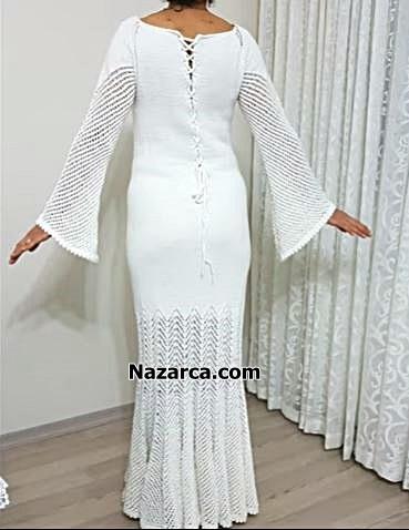 arkasi-bagcikli-beyaz-orgu-kadin-elbise