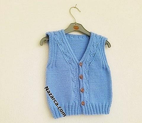 koruklu-burgulu-mavi-bebek-yelegi
