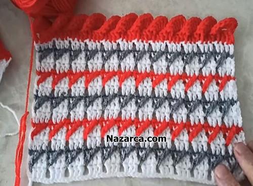 sahane-bebek-battaniyesi-3-renkli-ornek
