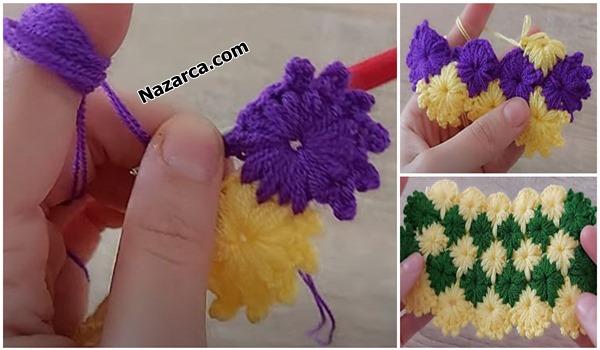 Nazarca-2-renk-yildizli-lif-battaniye-orgusu