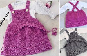 Nazarcacom-kiz-bebek-mor-bahcivan-salopet-elbise