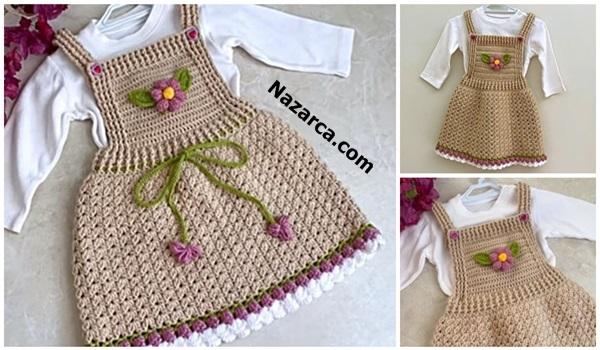 saloped-kiz-bebek-ile-elbiseler-tig