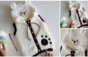 Panda-sapkali-pelus-anakuzusu-bebek-yelek