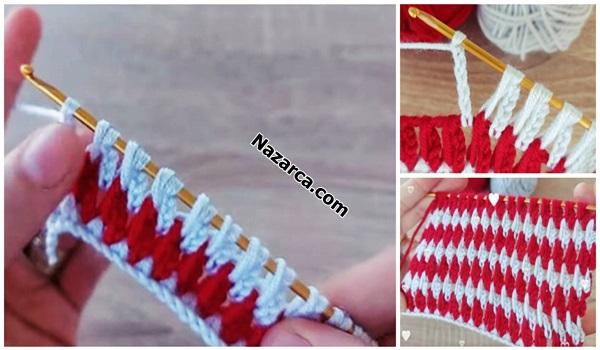 crochet -baby- blanket- pattern -for -beginners
