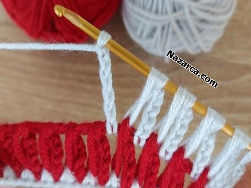 easy-crochet -baby- blanket -pattern
