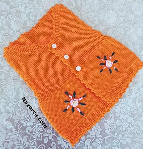 turuncu-iple-nakisli-kiz-bebek-yelegi