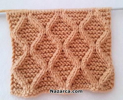 Nazarcxa-baklavali-bal-renkli-model