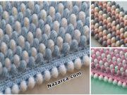 Renkli-kartopu-3D-Tig-isi-bebek-battaniye