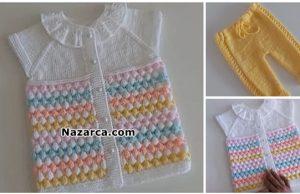 bonbon-renkli-bebek-yelek-sari-pantolon