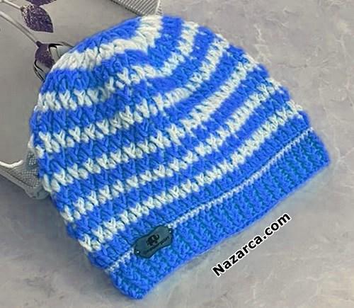 mavi-beyaz-tig-beresi-bebek-cocuk